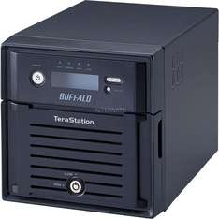[ZackZack] Buffalo TS-WX2.0TL/?R1 Terastation Duo NAS-System 2TB (8,9 cm (3,5 Zoll), LAN) für 229,-€ Versandkostenfrei