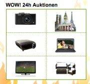 Ebay Wow Auktionen - Beamer, Fernseher und Notebooks