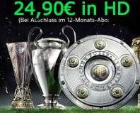 1 Jahr Sky Welt + 2 Pakete (z.B. Sport + Film) + HD für 25€ pro Monat oder Komplett + HD für 35€ *UPDATE2* Auch für Bestandskunden