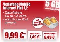Vodafone UMTS-Knaller - ab 1,70€ pro Monat *UPDATE2*