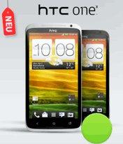 """HTC One X und andere Handys im original Vodafone 3fach-""""Flat"""" Tarif und monatlich 3000 SMS"""