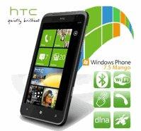 """HTC Titan für 306€ und 5% Cashback (12,60€) - 4,7"""" Windows Phone"""