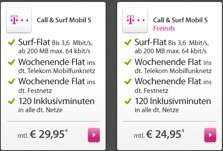 Apple iPhone 4S für 1€ im T-Mobile Call & Surf S Friends - 120 Freiminuten + Internet-Flat - 24,95€ / Monat = 600€ *UPDATE4*
