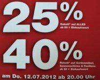 Bis zu 35% Rabatt auf Weber Grills - z.B. Weber E320 für 395€ *UPDATE*