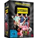 Comedy Street - Staffel 1-5 (6 DVDs, XL Collectorx27s Box) für 19€ und Switch - Komplett. In Farbe und Bunt (12 DVDs) für 25€ *UPDATE*