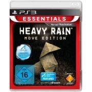 PS3 Essentials (früher Platinum) ab 15,99€ - z.B. Heavy Rain