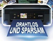 10€ - 40€ Epson Drucker Cashback Aktion