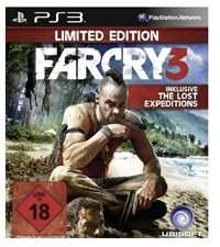 Far Cry 3 - Limited Edition (PS3) ab 40€