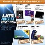 Saturn Late Night Shopping - Einige gute Angebote