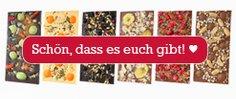 Eine kostenlose Chocri Schokolade inkl. Versandkosten