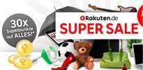 Rakuten Super Sale - Microsoft Xbox 360 250GB mit 2 Spielen für 184€ und 55€ für den nächsten Einkauf *UPDATE3*