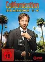 Californication – Staffel 1-4 (DVDs) ab 33€ *UPDATE*