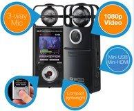 Zoom Q2HD für 136€ - sehr gutes Mikrofon mit Videoaufnahme
