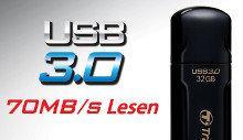 CruzerKiller extended | Transcend JetFlash 700 32GB USB3.0-Stick *Update Preisrutsch*
