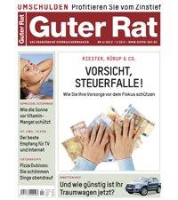 Guter Rat im Jahresabo für effektiv 2,60€
