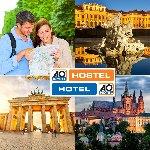 2 Übernachtungen mit Frühstück für 2 Personen in A&O Hotels für 79€ *UPDATE*