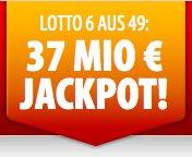 Für 2,50€ Lotto spielen und 5€ - 10€ Amazon Gutschein bekommen - 30 Mio. € Jackpot