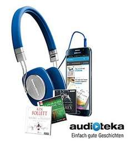 mobilcom-debitel digitale Entertainment Welt: 3 Monate Juke (Musikstreaming), Maxdome oder audioteka (Hörbücher) kostenlos