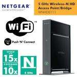 Netgear 5Ghz Wireless N-HD Access Point/Bridge für 19,95 € inkl. Versand mit Gutschein