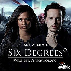Six Degrees - Wege der Verschwörung: Die komplette 1. Staffel @audible.de
