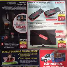 Lokal Berlin Steglitz@Netto Cremesso Compact one inkl 80 Kapseln