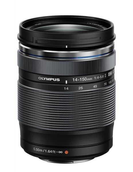 *Abgelaufen* Olympus M.ZUIKO Digital Objektiv 14-150 mm 1:4.0-5.6 II schwarz - mFT - AMAZON