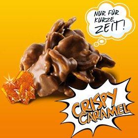 [JAWOLL] Choco Crossies Crispy Caramel XXL 260g für 1,99€