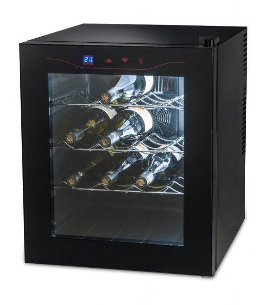 MEDION MD 15803 Weinkühlschrank  46 Liter 16 Flaschen Touch Bedienung LED Display für 79,99€ @ Ebay
