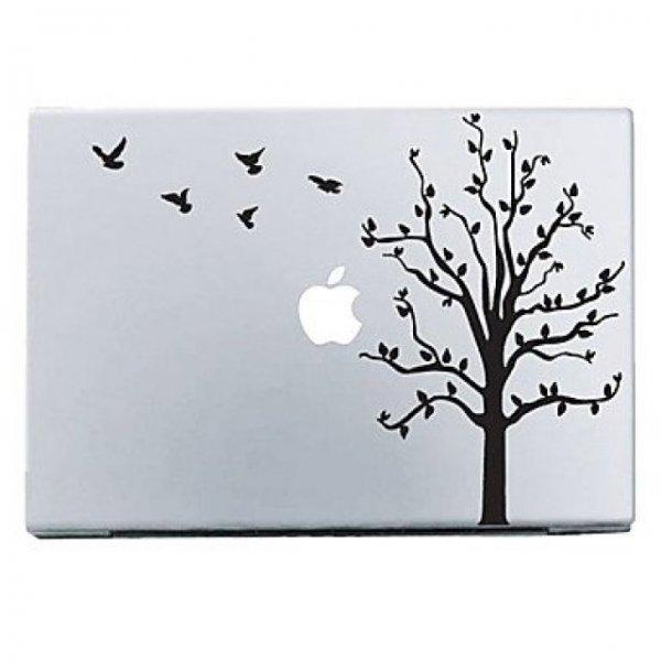 "Moonlight Night Apple Mac Decal Laptop Aufkleber für 11"" 13"" 15"" MacBook Air Pro bei allbuy"