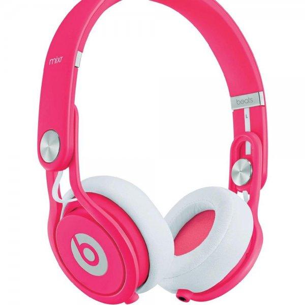 Kopfhörer Beats Mixr Neon Pink für 82,01€ @ Conrad.de