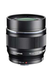 Olympus 75mm 1.8 mft @ Amazon.com