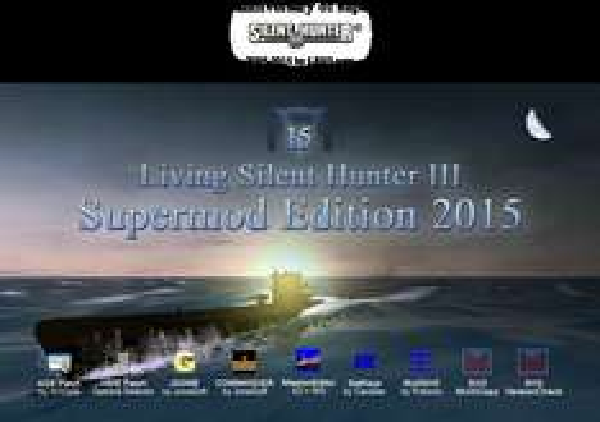 Silent Hunter III Supermod 2015