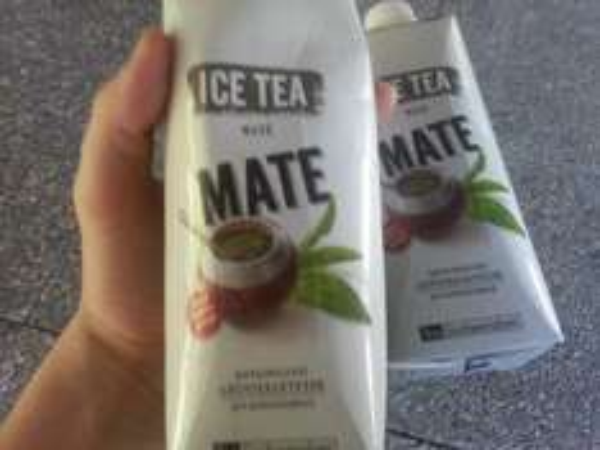 [Lokal RUB Bochum] Tee Geschwendner Ice Tea Maté Verteilung