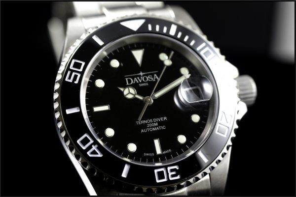 [Amazon.de]: Davosa Ternos 161.555.50 Automatic Diver: 404,77€ [idealo: 628€]
