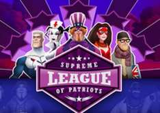 Supreme League of Patriots (Steam) gratis für Käufer von Batman Arkham Knight PC