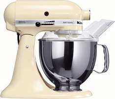 Kitchenaid Artisan Küchenmaschine Crème - Amazon.fr