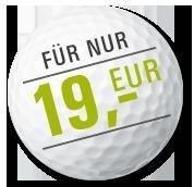 [GOLF] 19 Euro für einen Kurs