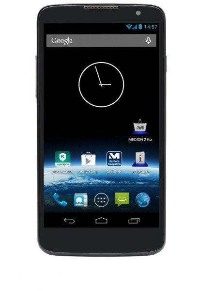 "ebay: MEDION LIFE P5001 MD 98664 Smartphone 5""/12,7cm qHD Quad-Core Android 4.2 5MP"