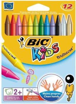 [THOMAS PHILIPPS] KW28 BIC Wachsmalkreide Plastidecor - 12 Farben für 1,00€ (Idealo: 2,14€)