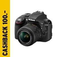 [lokal Schweiz] Nikon D3300 Kit 18-55 mm 295 CHF -> 284€