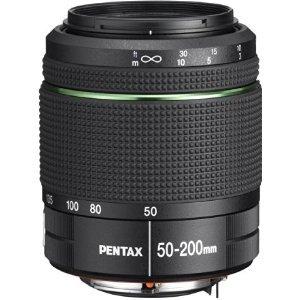 10% Rabatt auf PENTAX Objektive @amazon.fr, z.B. 50-200mm WR für 205,70 € (idealo 229 €)
