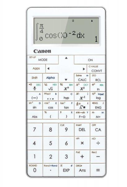 Canon 6755B001 X Mark I Taschenrechner, weiß inkl. Vsk für 11,74 € > [amazon.de]