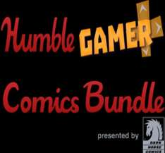 [Humble] Gamer Comics Bundle Presented by Dark Horse! (English)