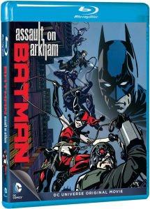 (UK) Batman: Assault on Arkham [Blu-Ray]für 8,99€ @ Zavvi
