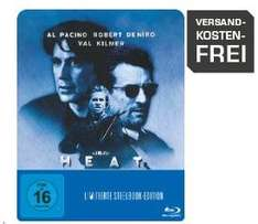 Heat (Steelbook Edition) - (Blu-ray) für 5,99€ @Saturn.de