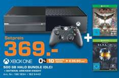 Xbox One + Arkham Knight + Halo [Lokal/Solingen]