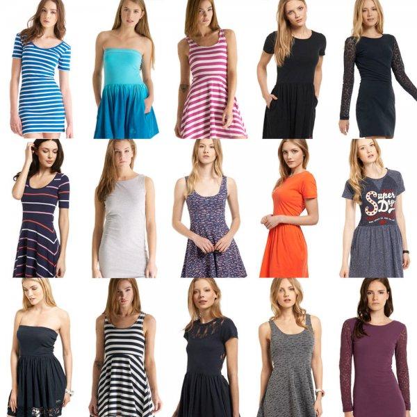 (ebay) Superdry Kleider verschiede Modelle und Farben NEU für je 19,95 EUR