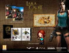 (UK) Lara Croft and the Temple of Osiris Gold Edition [PS4] für  ca. 18,26 EUR @ Game