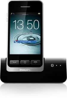 Philips S10A/38 Single schwarz/silber 89,99 über Payback