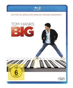 Big [Blu-ray] für 7,97€ @Amazon.de (Prime)